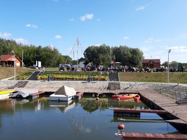 baza Opensailing – Akwen Marina w Czerwonaku