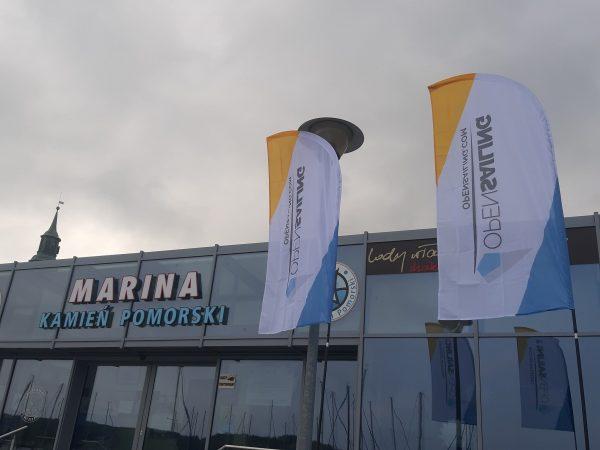 Opensailing w Marinie Kamień Pomorski