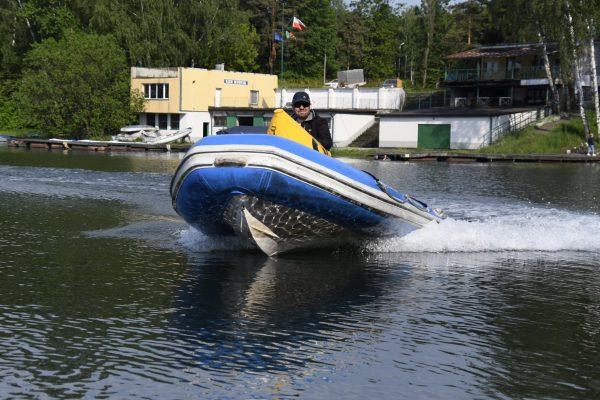sternik motorowodny Opensailing