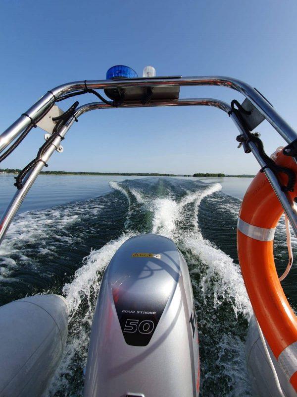 ISSA Inland Power Yacht Skipper