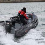 powerboat skipper