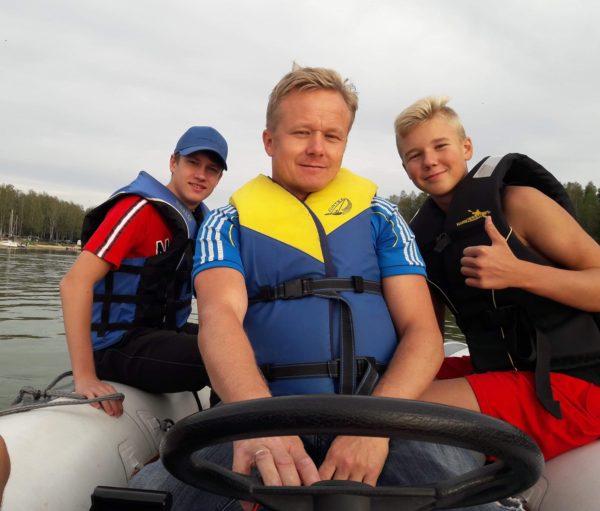 szkolenia rodzinne Opensailing