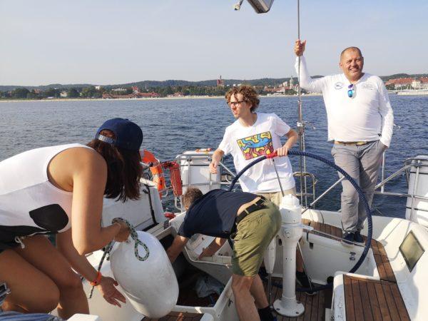 Kursy Opensailing Sopot