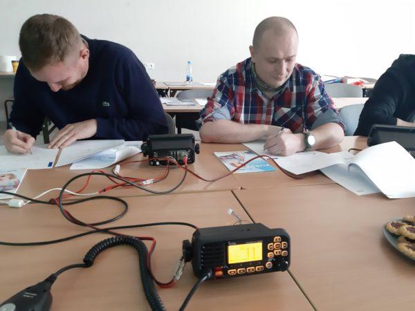 Opensailing SRC VHF
