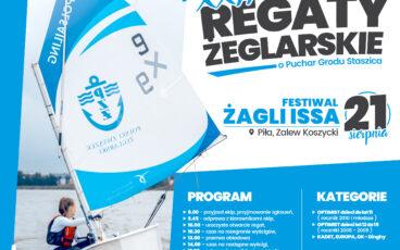 XXII Regaty Żeglarskie o Puchar Grodu Staszica