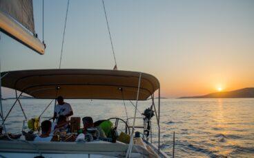 Lato na pokładzie ROMANY III